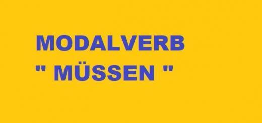 deutsche modalverb
